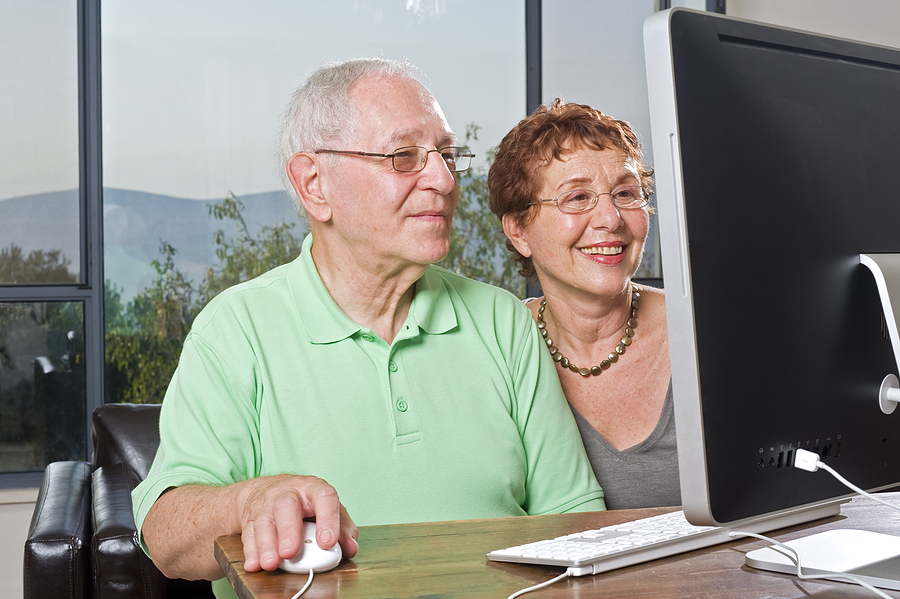 Computing for the over 50s